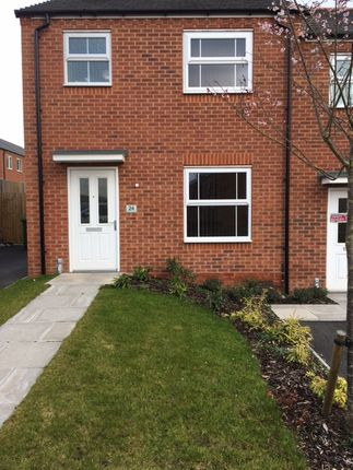 Thumbnail Terraced house to rent in Cherry Tree Dive, White Willow, Coventry