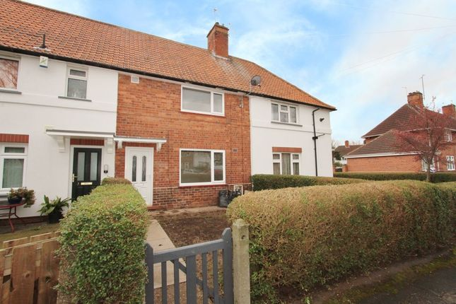 Thumbnail Terraced house to rent in Enderby Square, Beeston, Nottingham