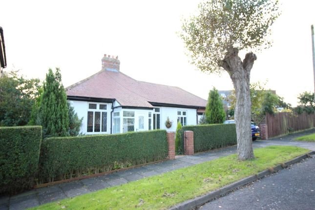 Thumbnail Detached house for sale in Collingwood Road, Wellfield, Whitley Bay