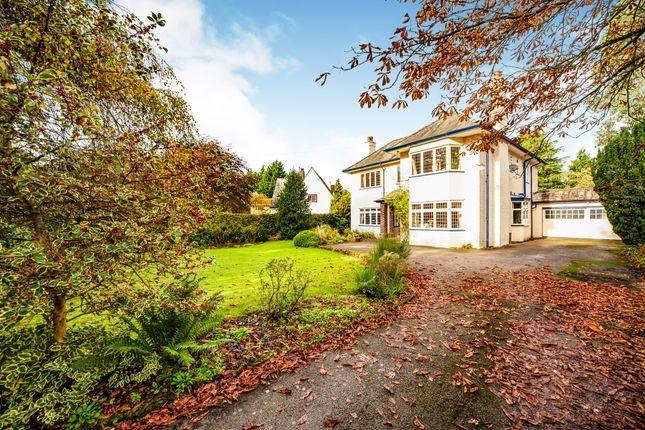 Thumbnail Detached house for sale in D'urton Lane, Broughton, Preston