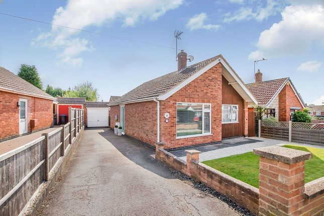 2 bed bungalow to rent in Arnolds Crescent, Newbold Verdon, Leicester LE9