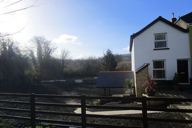 Thumbnail Semi-detached house for sale in Gough Cottage, Heol Glantawe, Ystradgynlais, Swansea.