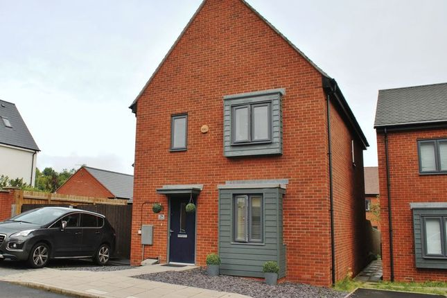 Thumbnail Detached house to rent in Cottom Way, Lawley, Telford