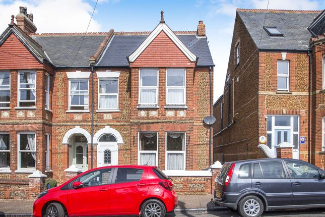 Thumbnail Semi-detached house for sale in Avenue Road, Hunstanton