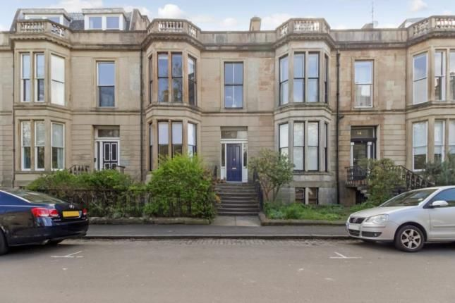 Thumbnail Flat for sale in Hamilton Park Avenue, Botanics, Glasgow