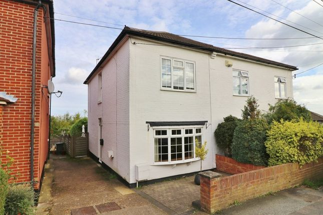 Thumbnail Semi-detached house for sale in Pretoria Road, Hedge End, Southampton