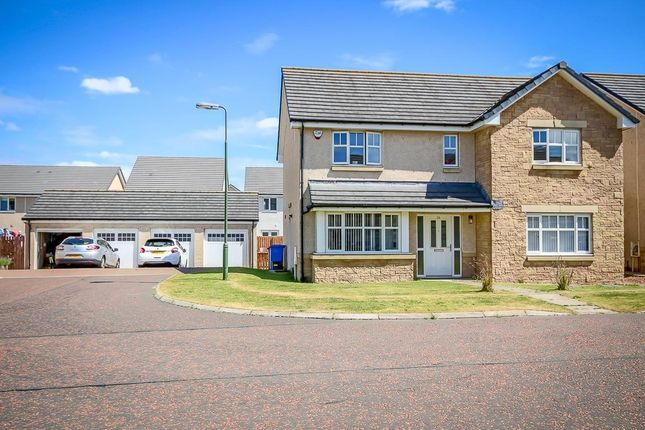 Thumbnail Detached house to rent in Brown Crescent, Wester Inch Village, Bathgate