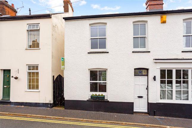 Thumbnail Semi-detached house for sale in Albert Street, St. Albans, Hertfordshire