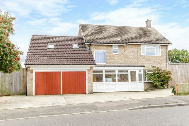 Thumbnail Detached house for sale in Coneygear Road, Hartford, Huntingdon