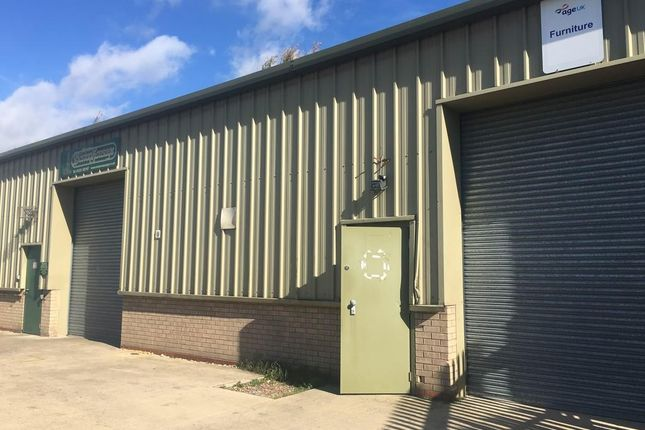 Thumbnail Light industrial for sale in Redstone Industrial Estate, Redstone Road, Boston