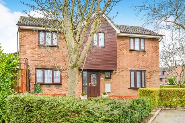 Thumbnail Detached house for sale in Edgecote, Great Holm, Milton Keynes