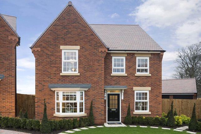 "Thumbnail Detached house for sale in ""Holden"" at Winnington Avenue, Northwich"