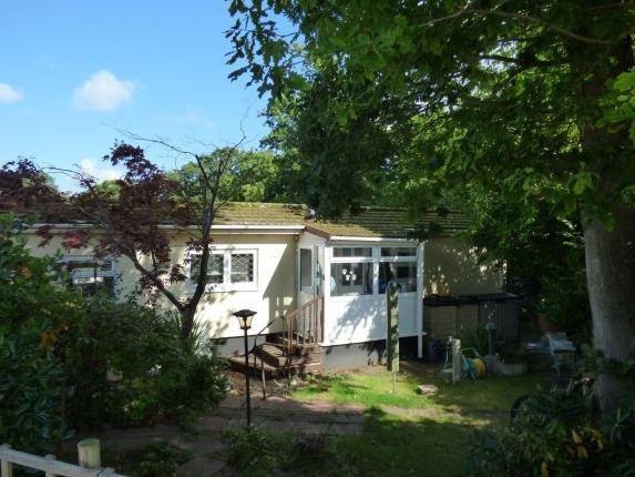 Thumbnail Bungalow for sale in Pathfinder Village, Exeter, Devon