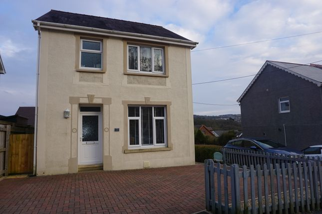 Detached house for sale in Heol Cwmmawr, Drefach, Llanelli