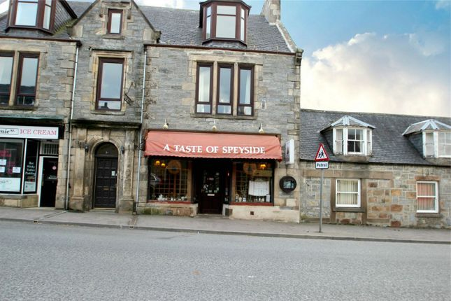 Thumbnail Commercial property for sale in A Taste Of Speyside, Balvenie Street, Dufftown, Keith, Moray