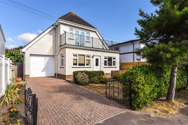 Thumbnail Detached house for sale in West Drive, Elmer, Middleton-On-Sea, West Sussex