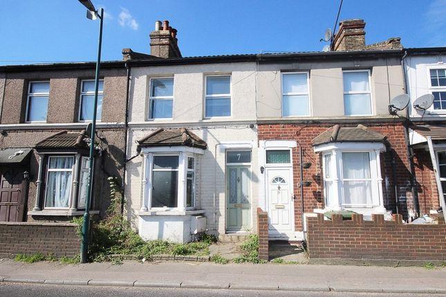2 bed terraced house for sale in Jessamine Terrace, Birchwood Road, Swanley