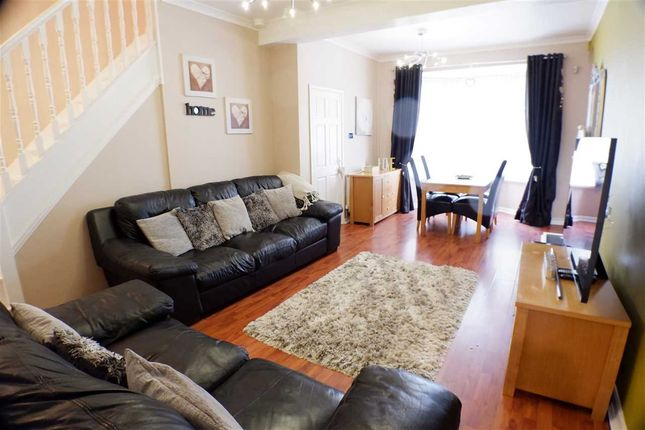 Lounge of Enid Street, Tonypandy CF40