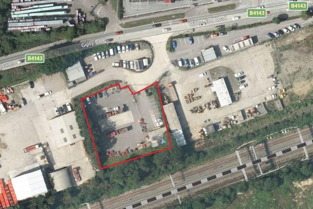 Industrial for sale in Storage Yard, Bridge End Road, Swindon