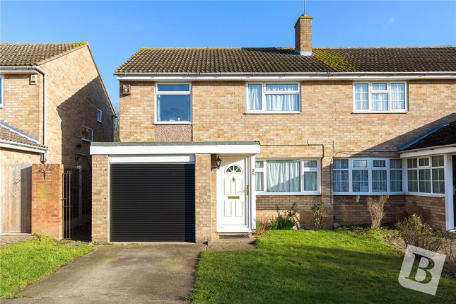 Thumbnail Semi-detached house for sale in East Bridge Road, South Woodham Ferrers, Chelmsford, Essex