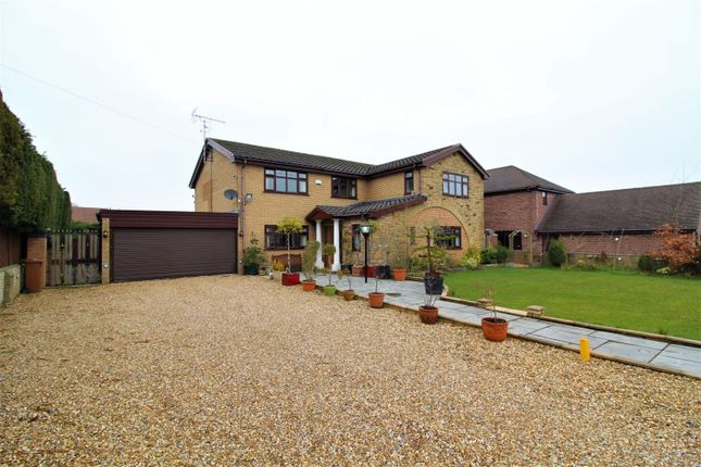 Thumbnail Detached house for sale in Upper Bryn Coch, Mold