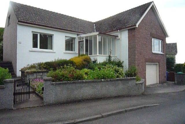 Thumbnail 2 bedroom bungalow to rent in 41 The Glebe, Aberdour