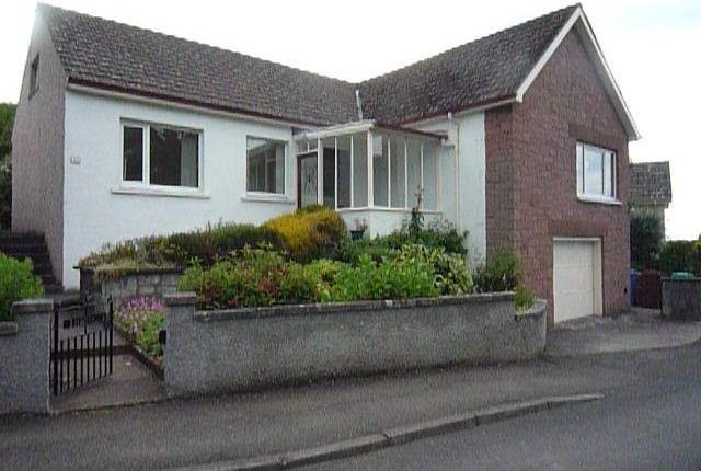Thumbnail Bungalow to rent in 41 The Glebe, Aberdour