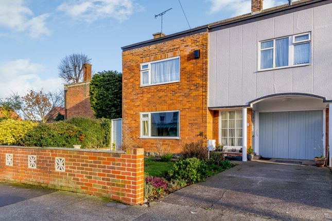 Thumbnail Semi-detached house for sale in Dover Road, Deal, Kent