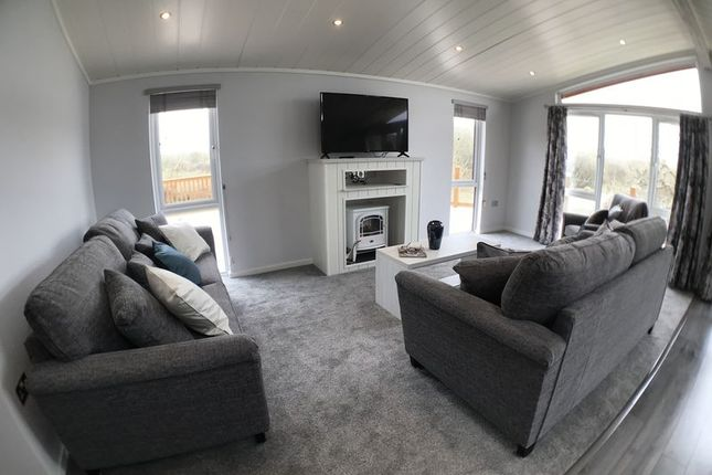 Thumbnail Mobile/park home for sale in White Acres Holiday Park, Newquay
