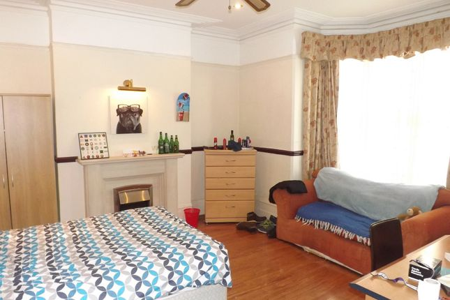 Thumbnail End terrace house to rent in Auckland Road East, Southsea