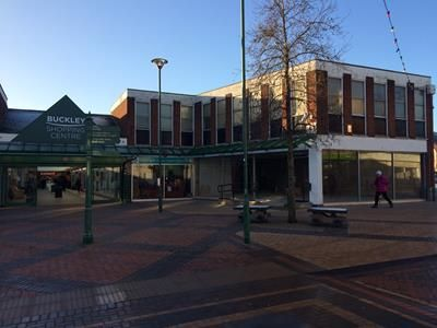 Thumbnail Retail premises to let in Unit 20, Buckley Shopping Centre, Buckley