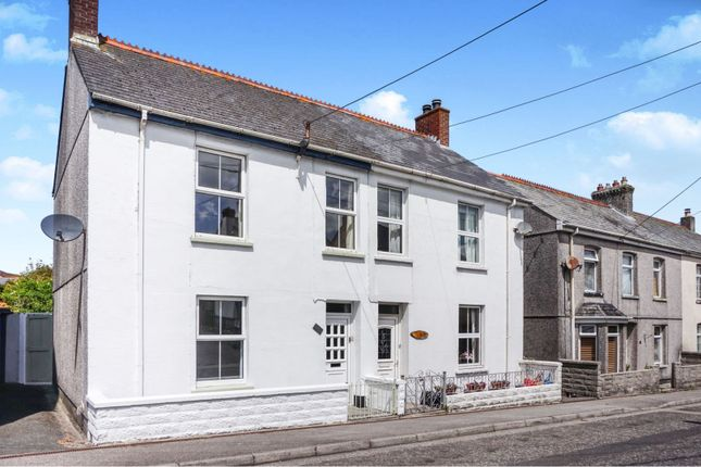 Thumbnail Semi-detached house for sale in Stannary Road, St. Austell