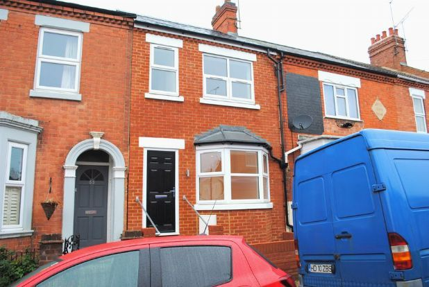 Thumbnail Terraced house for sale in Cecil Road, Queens Park, Northampton