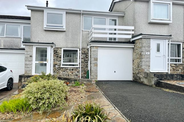 Thumbnail Terraced house to rent in Anderton Court, Tavistock