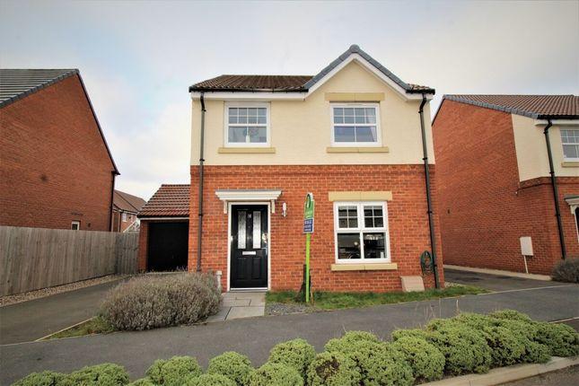 Thumbnail Detached house for sale in Benedict Lane, Hebburn