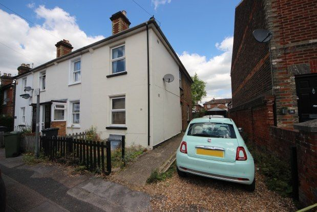 Thumbnail Semi-detached house to rent in George Road, Guildford