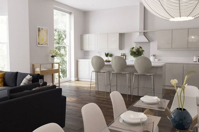 Thumbnail Flat for sale in Apartment 3, 9 Esplanade Gardens, South Cliff