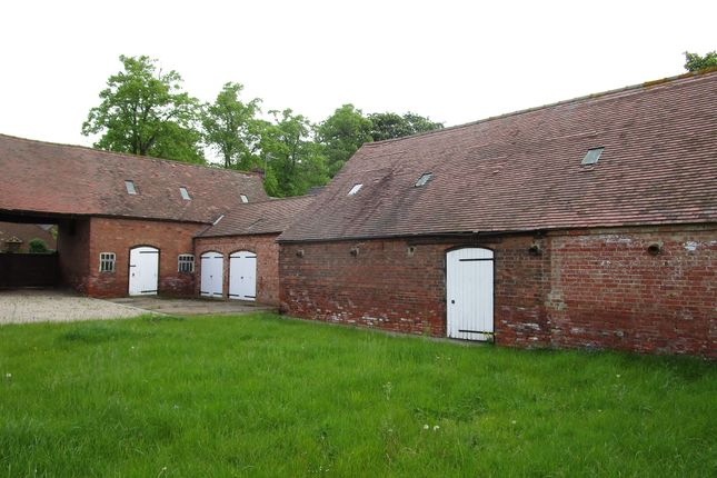 Thumbnail Barn conversion for sale in Main Street, Breedon-On-The-Hill, Derby