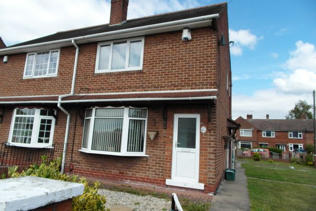 Thumbnail Semi-detached house to rent in Westminster Crescent, Doncaster