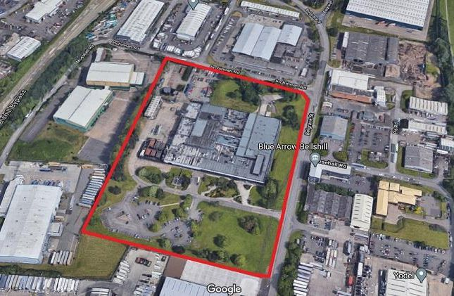 Thumbnail Land for sale in 5 Belgrave Street, Bellshill, Bellshill