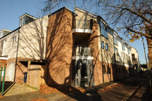 Thumbnail Flat to rent in Jericho Street, Oxford