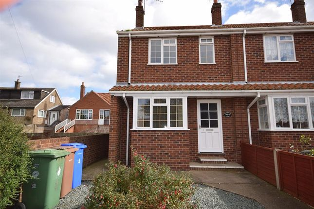 Thumbnail Town house to rent in West Street, Flamborough, Bridlington