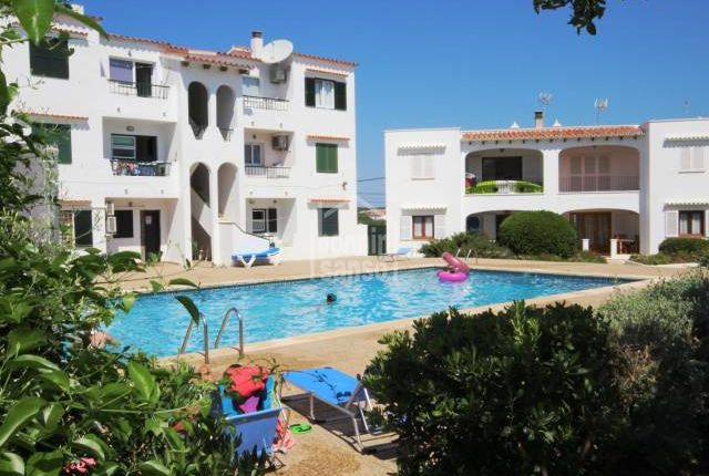 Apartment for sale in Calan Porter, Alaior, Balearic Islands, Spain