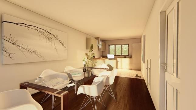 Dining Area of Forder Lane, Dartington, Totnes TQ9