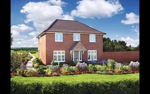Thumbnail Detached house for sale in Parc Plymouth At Plasdŵr, Heol Rufus, Cardiff