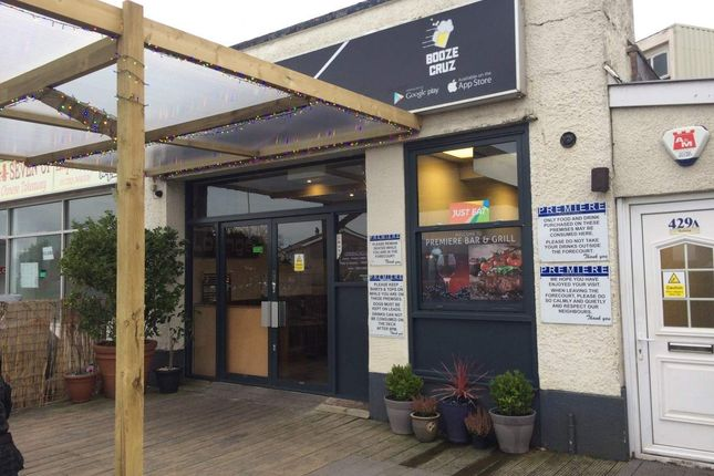 Thumbnail Restaurant/cafe for sale in Plymouth, Devon