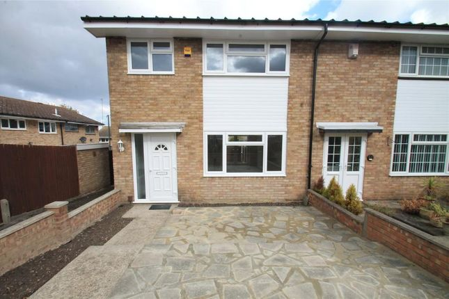 Thumbnail Terraced house to rent in Lorton Close, Gravesend