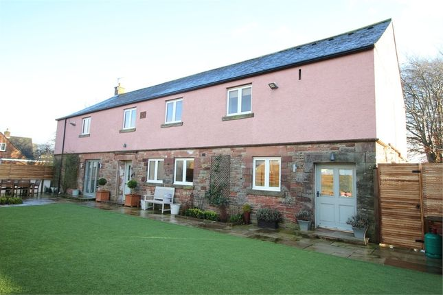 Thumbnail Detached house for sale in Great Orton, Carlisle, Cumbria