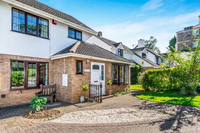 Thumbnail Detached house for sale in Hazelwood Road, Cyprus Court, Bristol