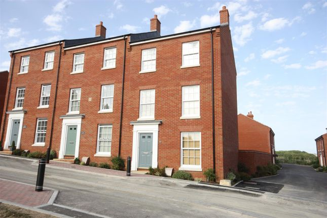 Thumbnail Town house for sale in Lilly Lane, Chickerell, Weymouth